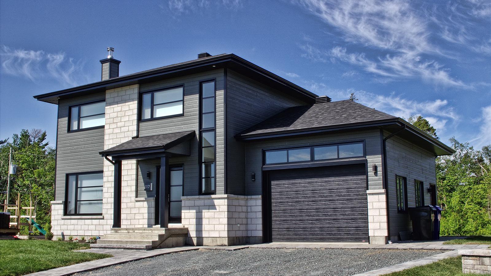 Modèles de maison