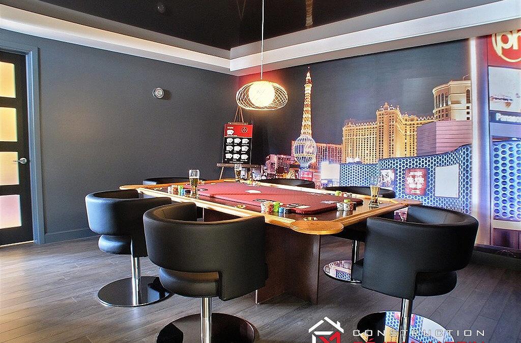 C-233 : Salle de poker