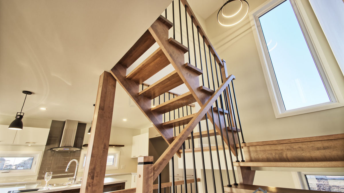 C-394 : Escalier