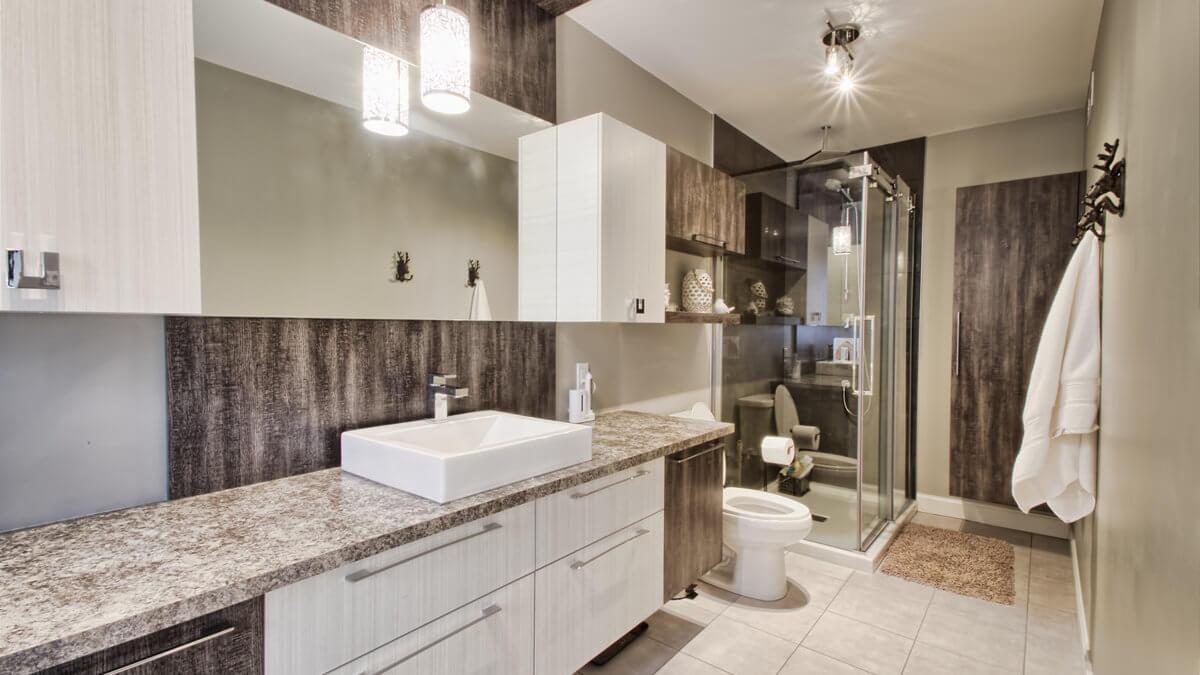 V-305-F : Salle de bain