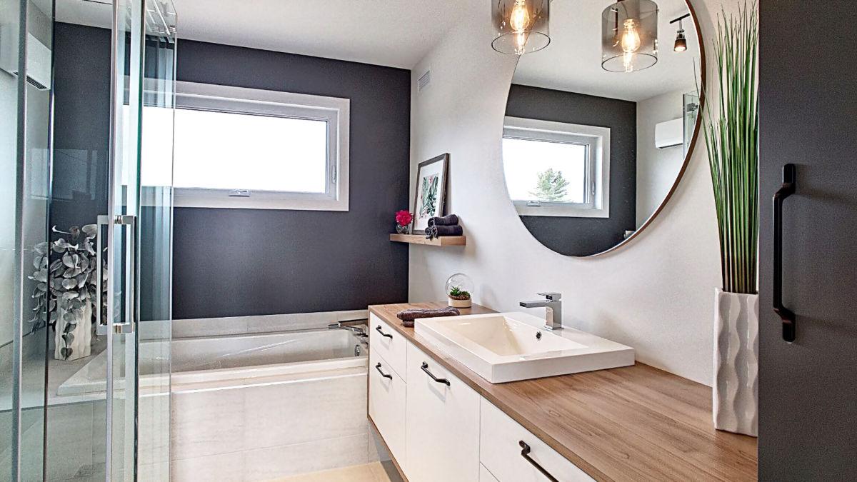 P-402 : Salle de bain
